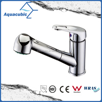 Single handle & flexible kitchen faucet