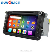 Wince 8 inch touch screen volkswagen golf 4 car dvd car radio gps navigation