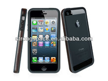 new trendy plastic pc tpu case for iphone 5 from China manufacturer