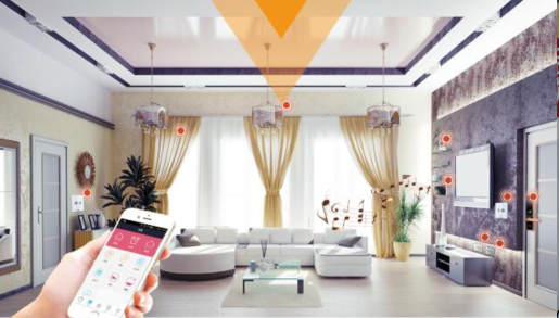 2017 NEW domotica for home automation