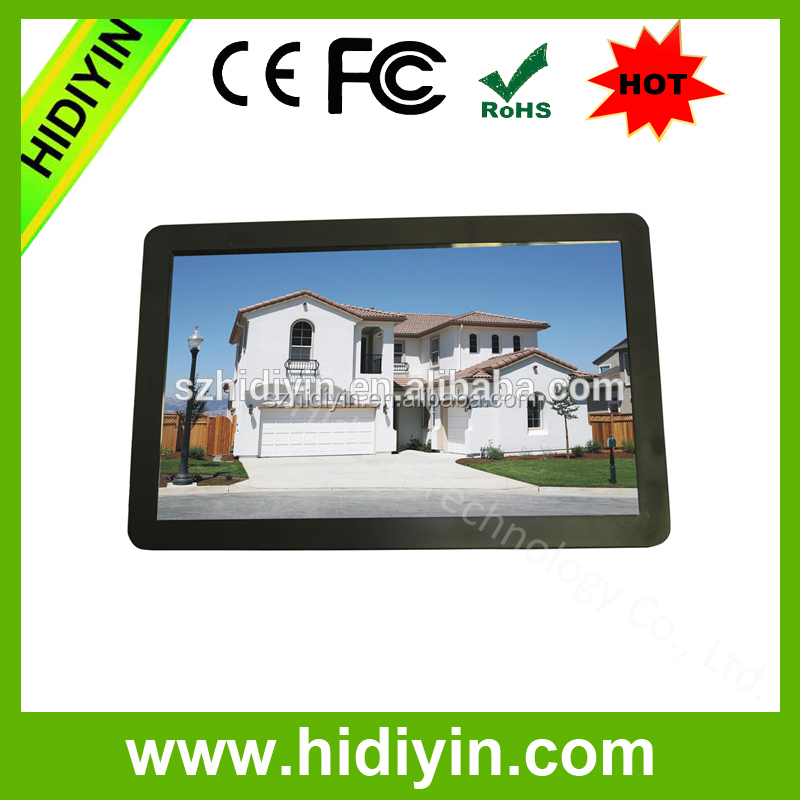 wholesale price 10.1'' TFT multi touch Android wifi lcd advertising player