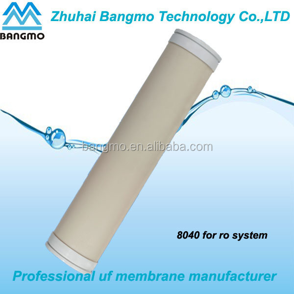 best 4040 8040 UF Membrane Price