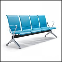 (SP-PC100) Commercial supplier waiting room bench used airport seating