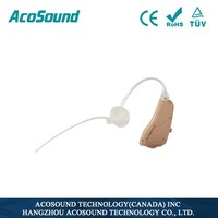 AcoSound Acomate 821 OF CE Approved Voice Hangzhou hearing aids rexton