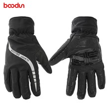 Custom hipora 3M thinsulate winter gloves