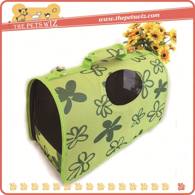 Cloth pet carrier ,p0wtg convenient pet carrier , dog soft crates for sale