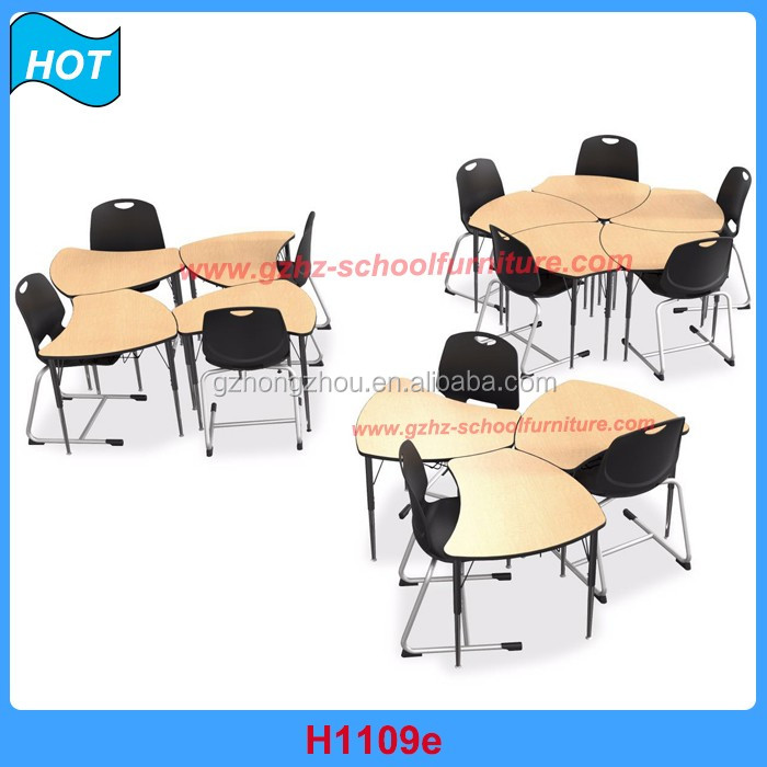 University Classroom Furniture Adult Student Desk And Chair School Furniture