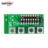 Addressable fire alarm system for Micro Output Module/ Loop Sounder