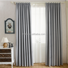 3 pass blackout curtain fabric hotel blackout curtain fabric
