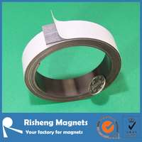1 inch width rubber magnetic strip for DIY crafts