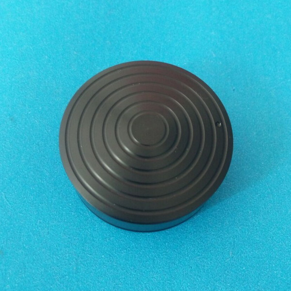 Custom cnc machined black nylon/POM parts machining service for children's toy