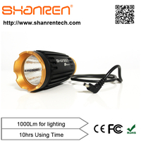 2015 latest rechargeable wireless bike light with super bright LED