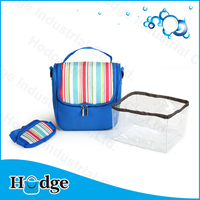 Cheap portable cake cooler bag lunch cooler bag picnic cooler bag