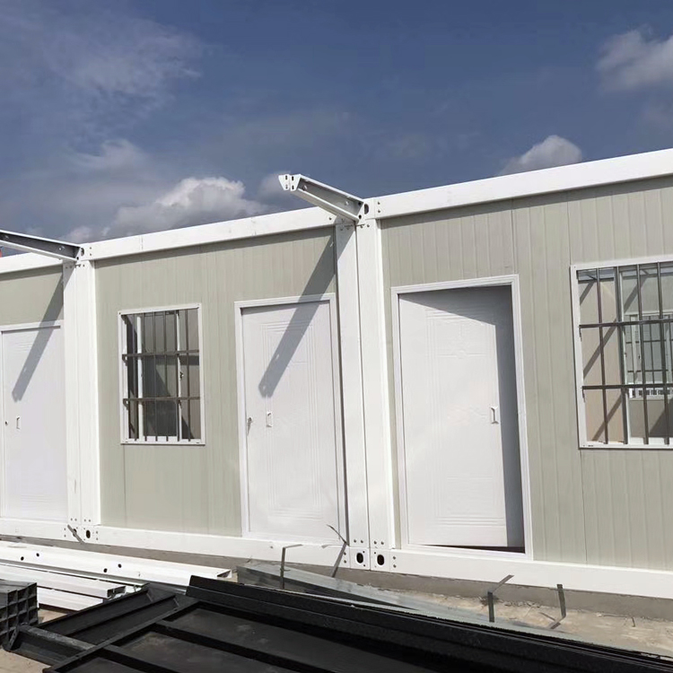 New product cheap beautiful prefab container mobile home in China