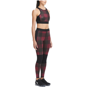 Two Piece Set Women Clothing Yoga Set With Workout Leggings And Yoga Sports Bra