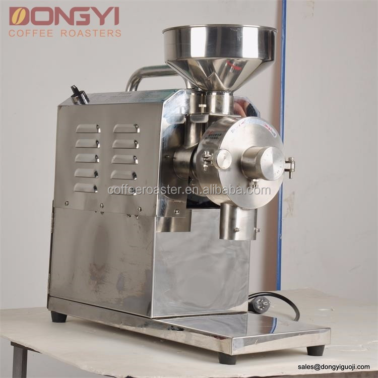 stainless steel coffee grinder for 10kg 20kg 30kg sanitary stainless steel grinder cafe