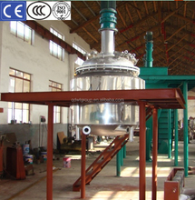 stainless steel 304 double jacket reactor ,double jacket reactor, reactor