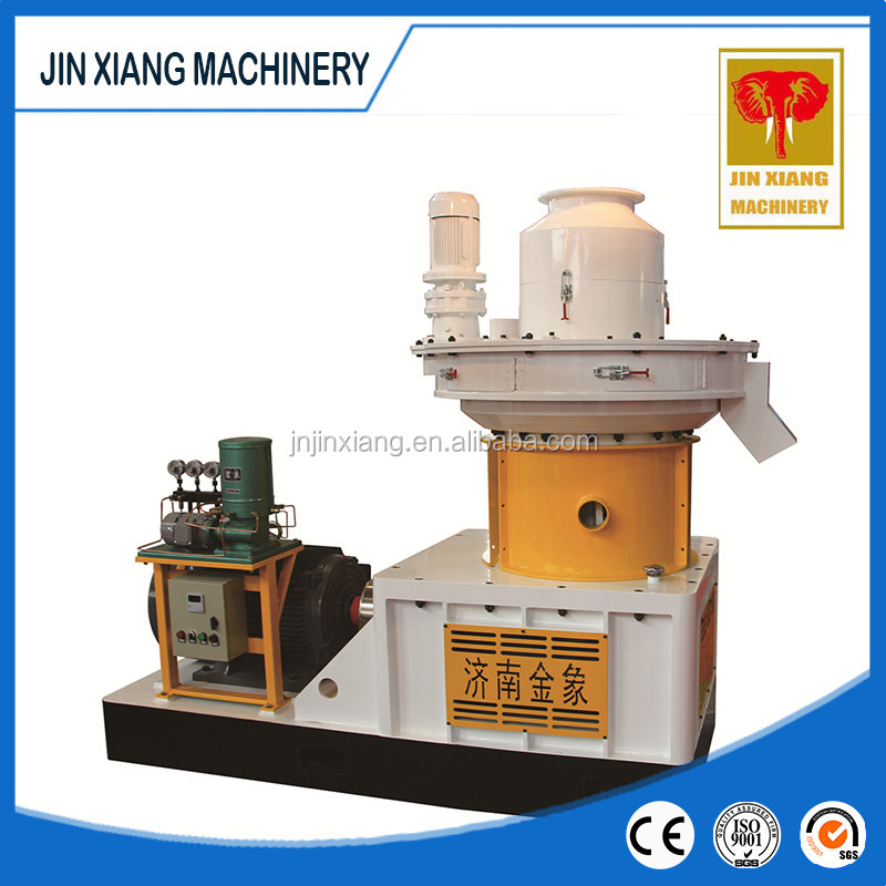 wood and sawdust machine pellet