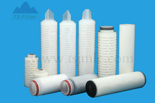 PP 0.45um filter cartridge for water trement technology
