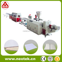PVC Stretch Ceiling Film Ceiling Board Extrusion Line