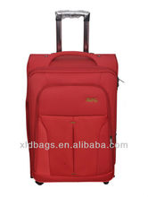 Durable travel luggage trolley luggage manufacturer in Guangzhou