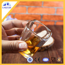 2oz Superior Quality Shot Glass Tea Cup from Faqiang Glass Factory