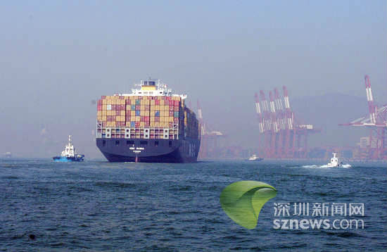 Shenzhen cargo shipping agency international logistics container shipping service to Kuwait
