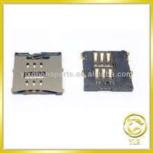 Cell Phone Parts For iPhone 4 Sim Card Reader