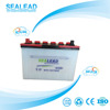 SEALEAD brand DC type battery 12v 70ah automobile car battery