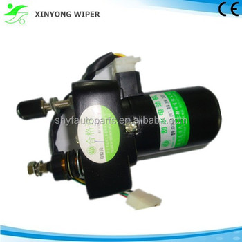 12V24V 20W Universal Windshield Wiper Motor for Tractor