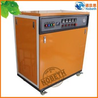 Water processor electric 150kw automatic boiler steam turbine generator