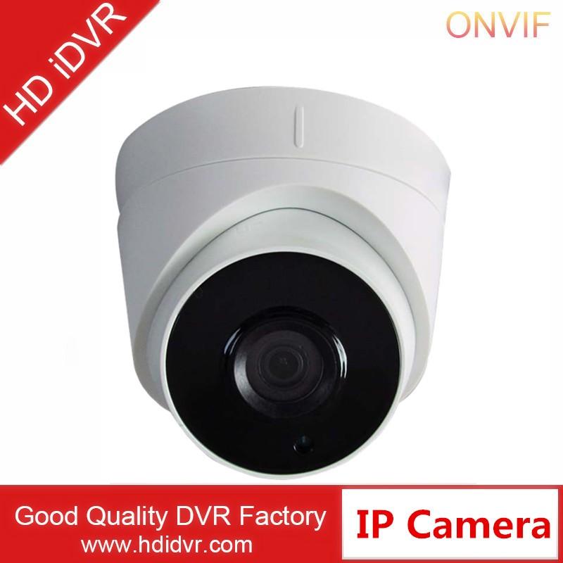 HD iDVR brand H.264 4MP IP Camera 1080P Dome Camera Support Factory OEM/ODM P2P Mobile Monitoring Onvif2.4 Three Stream Output