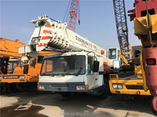 Best condition 50 ton Zoomlion QY50H mobile truck crane on sale