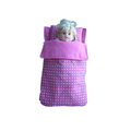 Wholesale kids toy doll bed best design children dollhouse toy doll bed