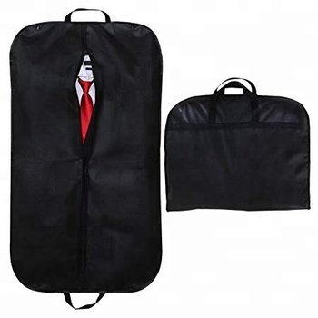 custom cloth foldable suit cover carrier garment bag for travel