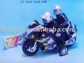 Best selling New design custom Plastic pvc Motorcycler figure toy