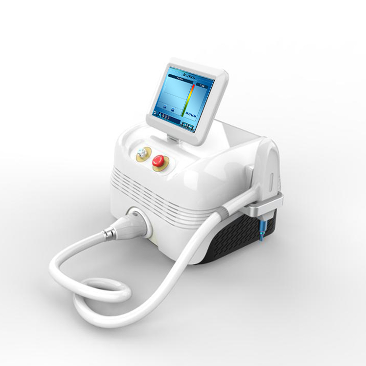 <strong>q</strong> switched Nd YAG laser portable tatoo removal machine