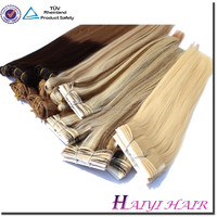 Hotselling High Quality 5A Human Hair Weave Color Chart
