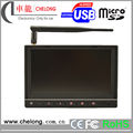 7 inch small vga roof mount lcd color bluetooth video monitor