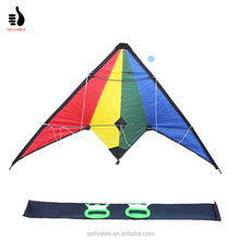 Dual Line 1.2m stunt kite from the factory