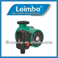 Pressure booster water pumps