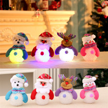 Best Selling Christmas Items Snowman Nightlight Christmas Tree Baubles