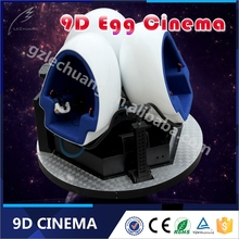 Super Quality Full HD VR Glasses Newest Movies Updating Funny Game Machine 9D VR Simulator