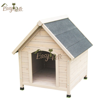 Handmade Outdoor Wooden Dog Cage For Sale