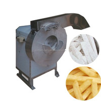 Automatic potato chips cutter with high quality and best price