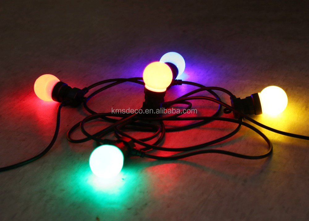 Strength waterproof led festoon lighting outdoor for party, holiday, christmas use