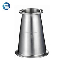 Sanitary Stainless Steel Tri Clamp Concentric Reducer