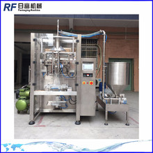 beaver shampoo small sachet packing machinery