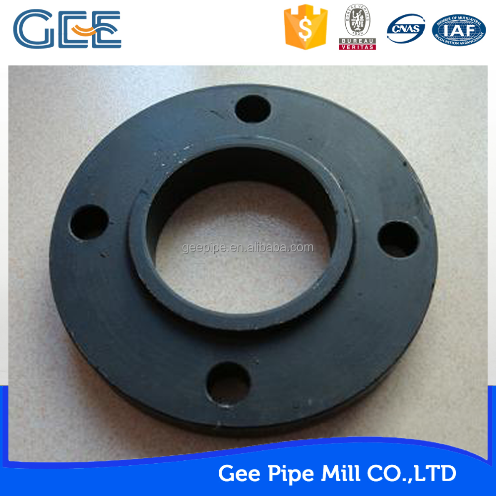 forged/forging black iron pipe flanges