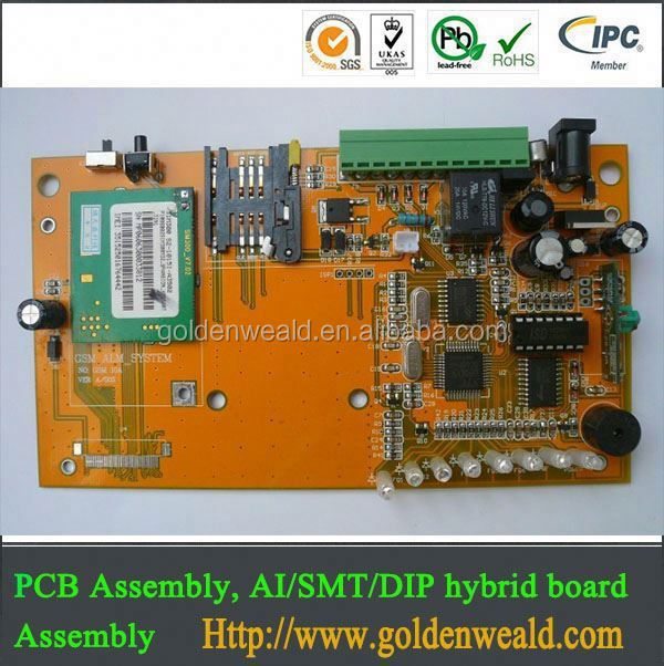DC motor controller pcb assembly communication pcba oem odm pcba service